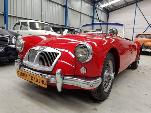 1956 Matching Numbers MGA by Firma Trading Australia For Sale (picture 1 of 6)