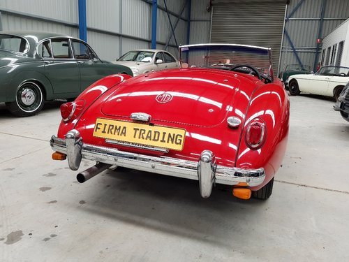 1956 Matching Numbers MGA by Firma Trading Australia For Sale (picture 3 of 6)