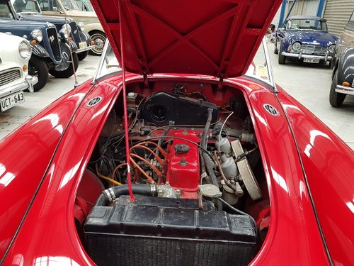 1956 Matching Numbers MGA by Firma Trading Australia For Sale (picture 6 of 6)