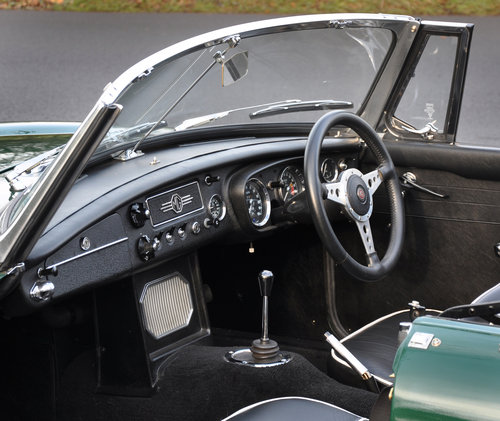 1965 MGB MK1 Roadster. Previously fully restored. SOLD (picture 5 of 6)