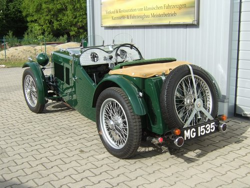 1931 MG F-Type Magna Supercharged Sports For Sale (picture 4 of 6)
