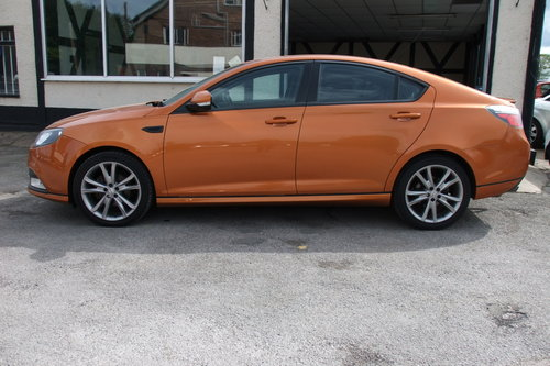2012 MG 6 1.8 S GT 5DR SOLD (picture 2 of 6)