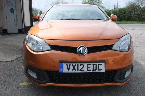 2012 MG 6 1.8 S GT 5DR SOLD (picture 4 of 6)