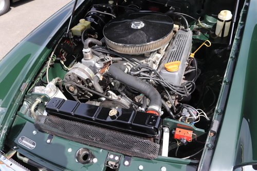 1971 MGB V8 Roadster ,HERITAGE SHELL, 3.9 litre SOLD (picture 4 of 6)