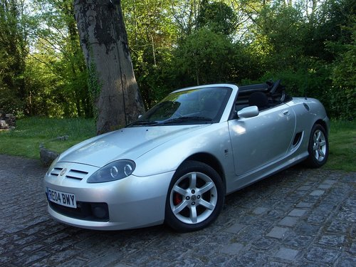 2004 MG TF 10.8 135 SOLD (picture 1 of 6)