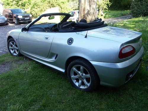 2004 MG TF 10.8 135 SOLD (picture 4 of 6)