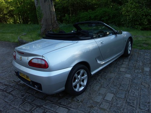 2004 MG TF 10.8 135 SOLD (picture 5 of 6)