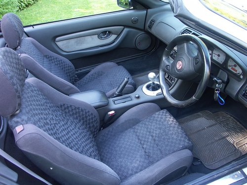 2004 MG TF 10.8 135 SOLD (picture 6 of 6)