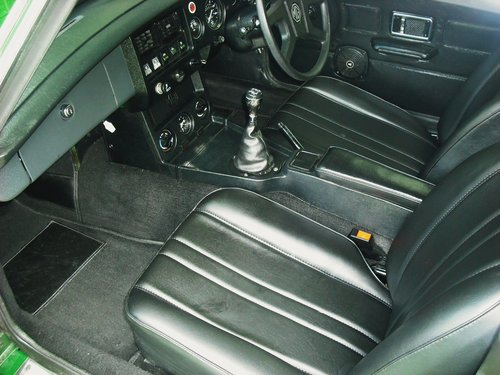 1980 MG MGB SERVICE HISTORY,LOW MILEAGE,3 FORMER KEEPERS,SUN ROOF For Sale (picture 5 of 6)