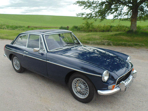 1970 MG BGT SOLD (picture 2 of 6)