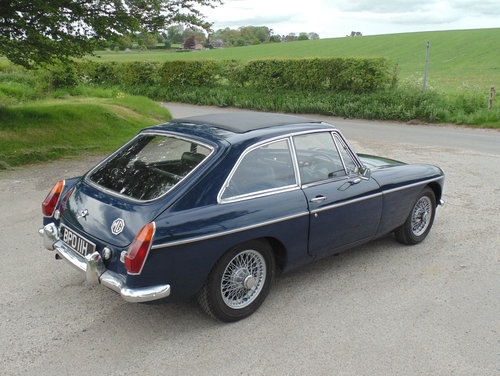 1970 MG BGT SOLD (picture 3 of 6)