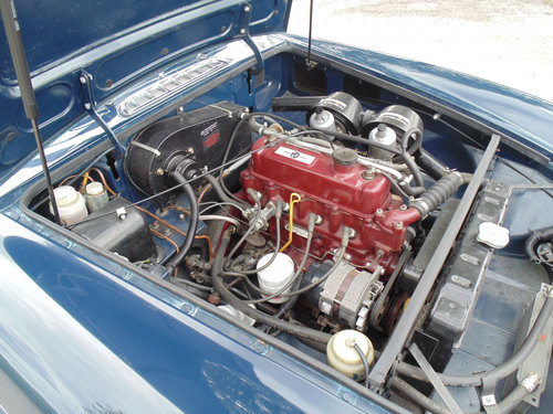 1970 MG BGT SOLD (picture 6 of 6)