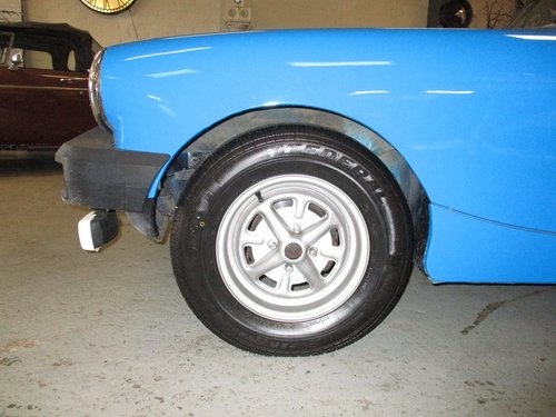 1982 MG Midget Good Example For Sale (picture 1 of 3)
