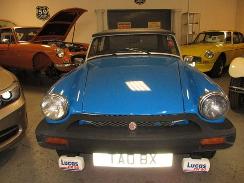 1982 MG Midget Good Example For Sale (picture 3 of 3)