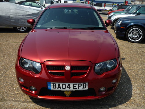 2004 MG ZT 1.8 120 + 4dr YES JUST 16,900 MILES FROM NEW SOLD (picture 2 of 6)