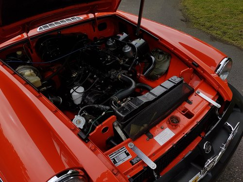 1980 MGB Roadster - Very low mileage - Stunning SOLD (picture 6 of 6)