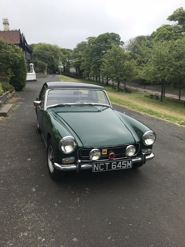 MG Midget 1974 For Sale (picture 1 of 6)