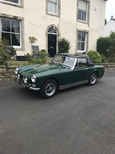 MG Midget 1974 For Sale (picture 2 of 6)