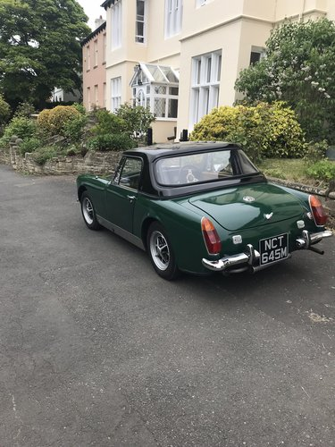 MG Midget 1974 For Sale (picture 3 of 6)