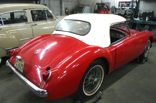 1958 MGA Roadster For Sale (picture 2 of 6)