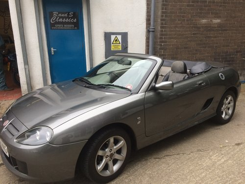 2002 Exceptional MG TF SOLD (picture 1 of 6)