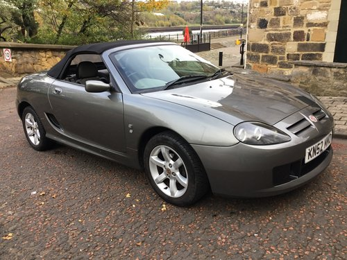 2002 Exceptional MG TF SOLD (picture 2 of 6)