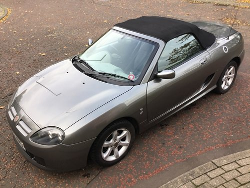 2002 Exceptional MG TF SOLD (picture 4 of 6)