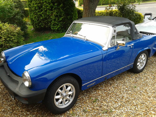 1978 MG Midget SOLD (picture 2 of 4)