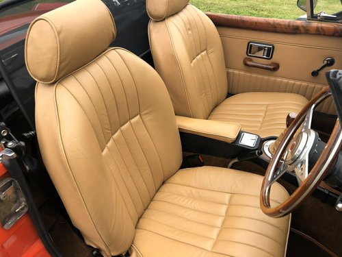 1973 MG MGB Roadster Manual with Overdrive SOLD (picture 5 of 6)