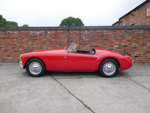 1960 MGA 1600 MK1 Roadster SOLD (picture 1 of 6)