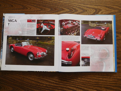 1960 MGA 1600 MK1 Roadster SOLD (picture 6 of 6)