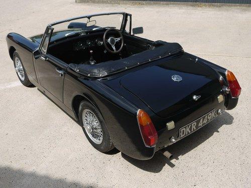 1972 MG Midget MkIII - Great drop-top fun! SOLD (picture 4 of 6)