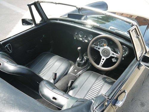 1972 MG Midget MkIII - Great drop-top fun! SOLD (picture 5 of 6)