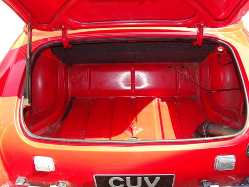 1969 MG Midget,pretty car,structurally sound,MOT 5/19,DIY project SOLD (picture 6 of 6)