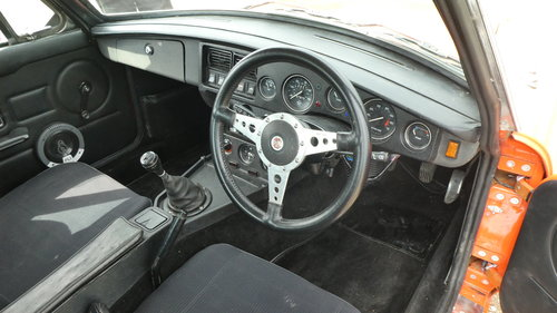 1980 MGB GT  SOLD (picture 4 of 6)