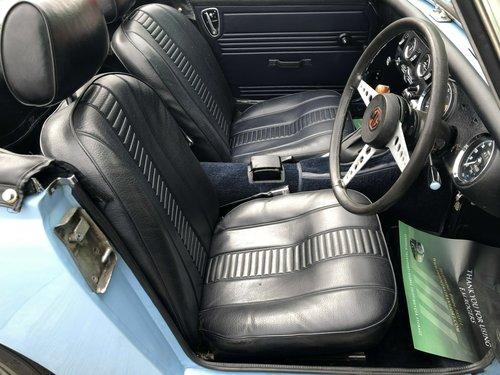 1972 MG Midget MK II  SOLD (picture 5 of 6)