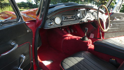 1962 MGA MK 2 Coupe For Sale (picture 5 of 6)