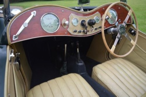 1949 MG Midget TC 1250 - 100,000 Miles For Sale (picture 6 of 6)