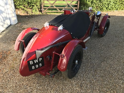 1938 MG TA Special  For Sale (picture 5 of 6)