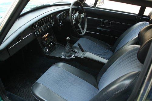 1972 MGB GT - Aqua - Restored -       MGBGT MG BGT SOLD (picture 3 of 6)