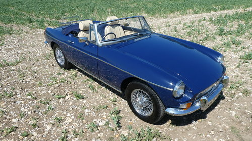 1973 MGB Roadster  SOLD (picture 5 of 6)