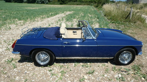 1973 MGB Roadster  SOLD (picture 6 of 6)