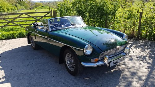 MGB Roadster Now sold, more wanted! For Sale (picture 1 of 1)