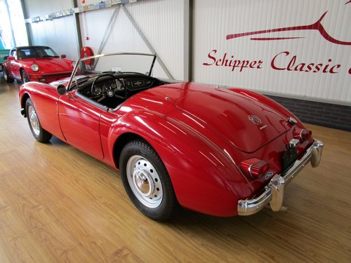 1962 MG A Roadster MK11 1600 For Sale (picture 3 of 6)