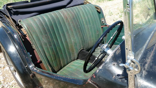 1949 MGTC Rare EXU Model in original condition  SOLD (picture 3 of 6)