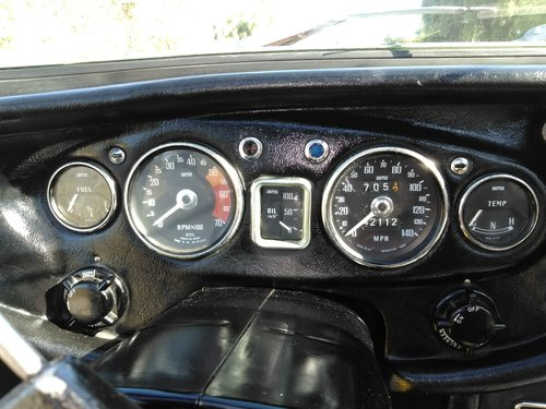 1969 VINTAGE CARS-MG-C For Sale (picture 4 of 6)