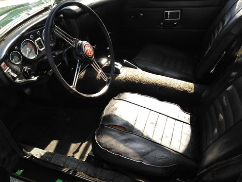 1969 VINTAGE CARS-MG-C For Sale (picture 6 of 6)