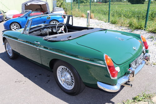 1968 MGB MK2, one owner past 42 years SOLD (picture 6 of 6)