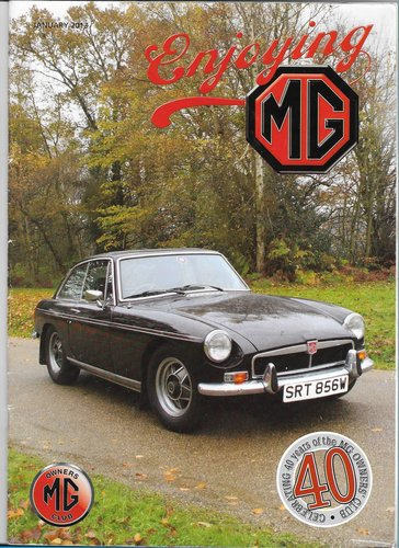 1981 MGB GT V8 SEC  - UNIQUE! NOW BACK IN THE UK        For Sale (picture 6 of 6)