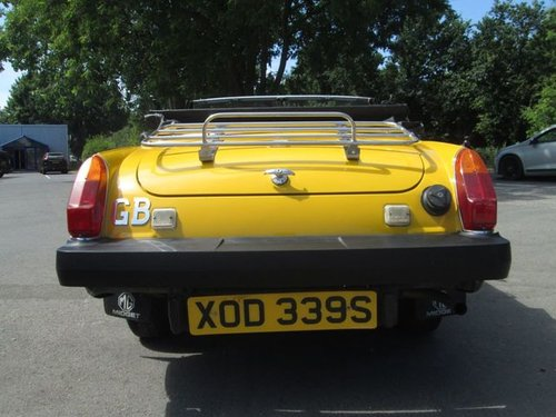 1978 MG MIDGET 1.5 1500 2d 65 BHP For Sale (picture 5 of 6)